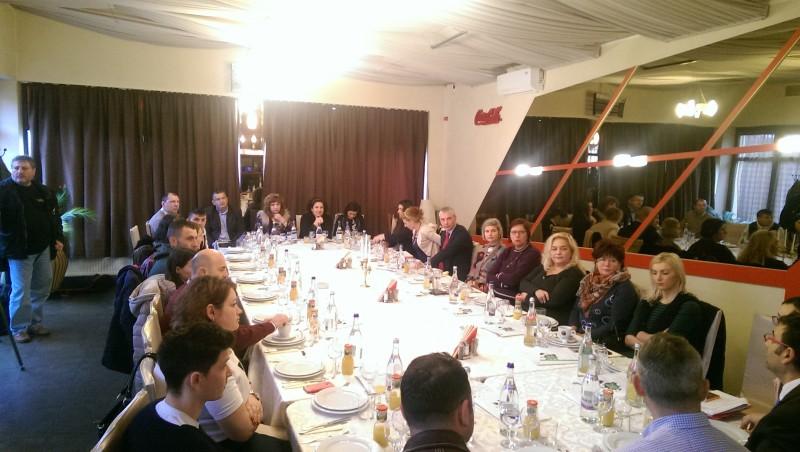 Comunicat desfășurare seminar bune practici RĂZBOIENI, JUD. IAȘI – 26.11.2015